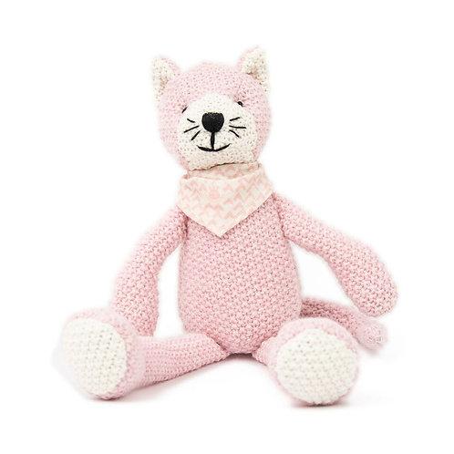 Pearl Knit Kitty