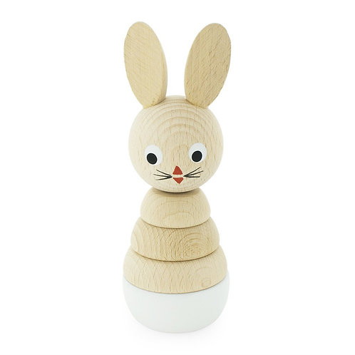 Stacking Puzzle - Ruby Rabbit