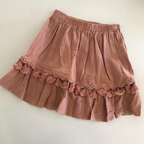 Tassle skirt