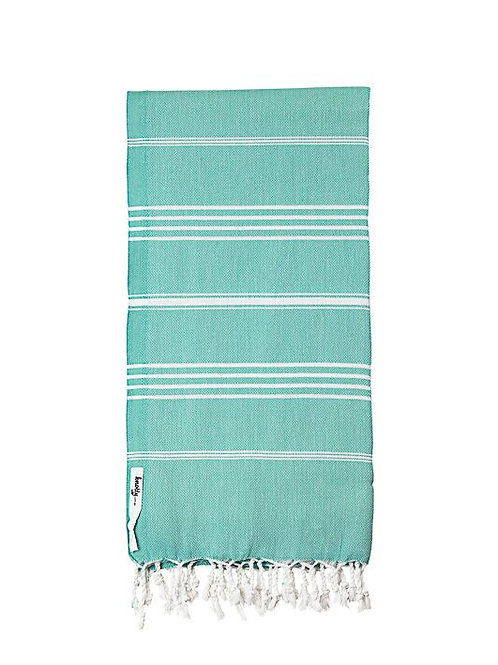 Junior Knotty Turkish Towel - Caribbean