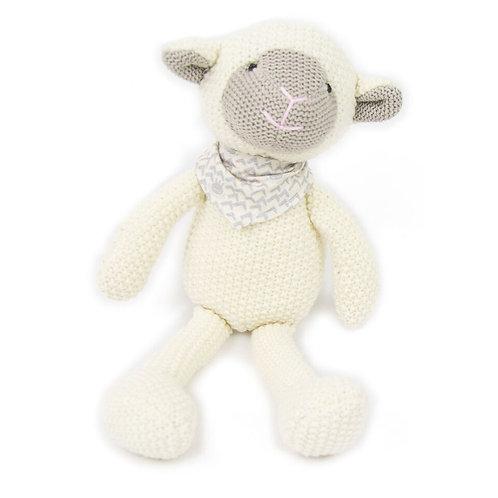 Pearl Knit Lamb