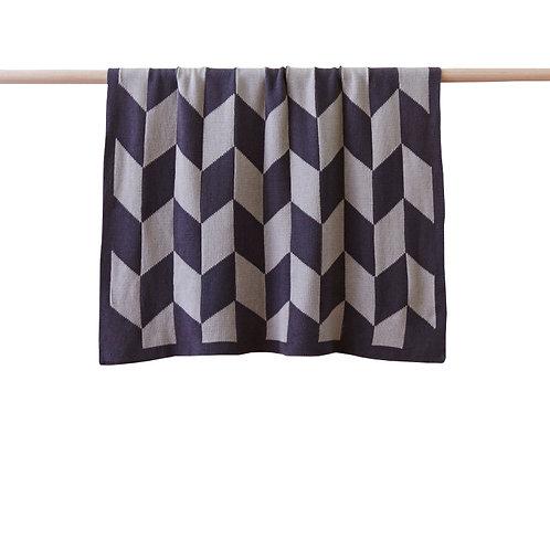 Billie Blanket - Grey