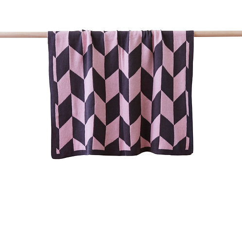Billie Blanket - Pink