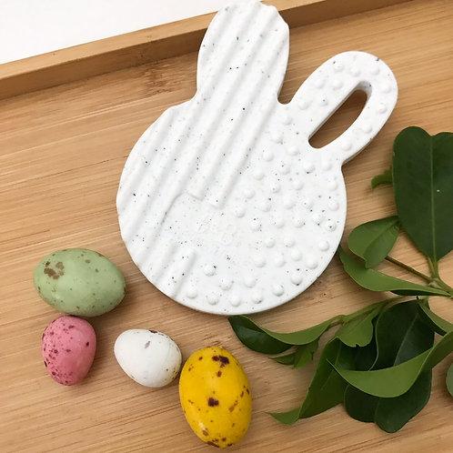 Easter Edition Cookies & Cream Bunny Teether