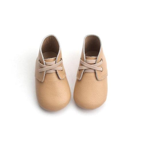Tan Boxer Boots