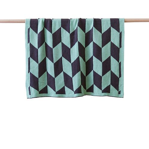 Billie Blanket - Green