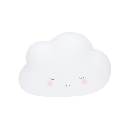 Little Dreams Cloud Light - White
