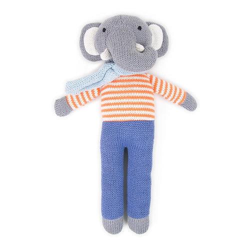 Knit Toy Elephant
