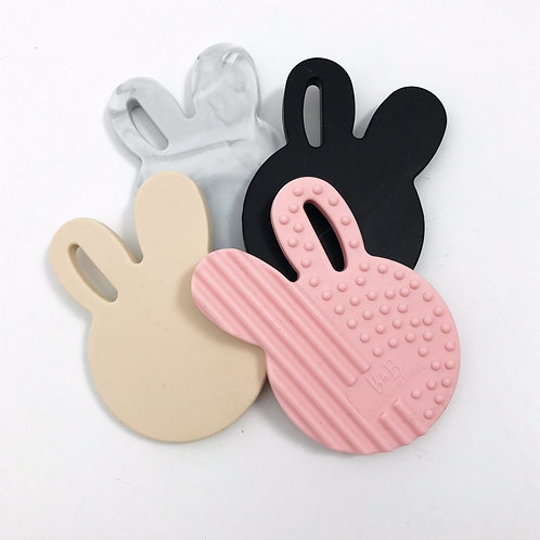 Pink Bunny Teether