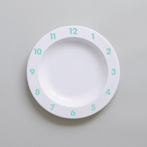 Dinner Time Plate Mint