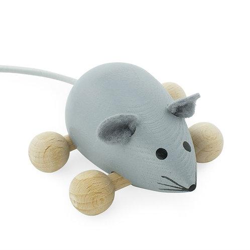 Push Along Monty Mouse