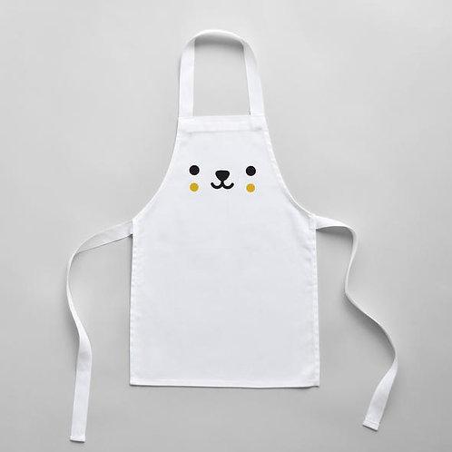 Bear Toddler Apron