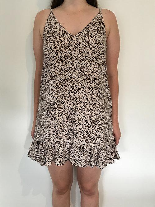Speckle dress