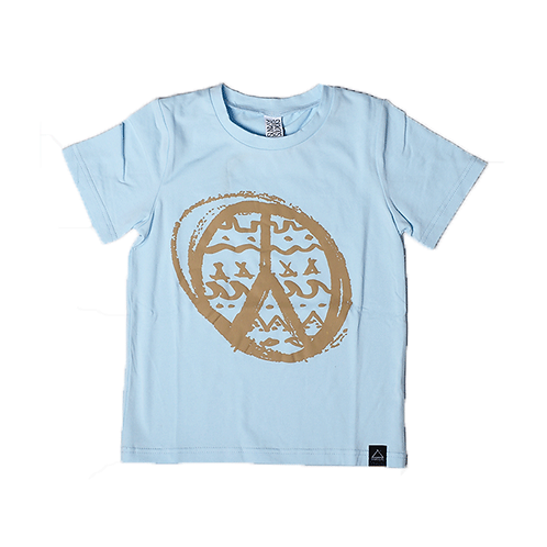 Peace Tee by Sunday Soldiers