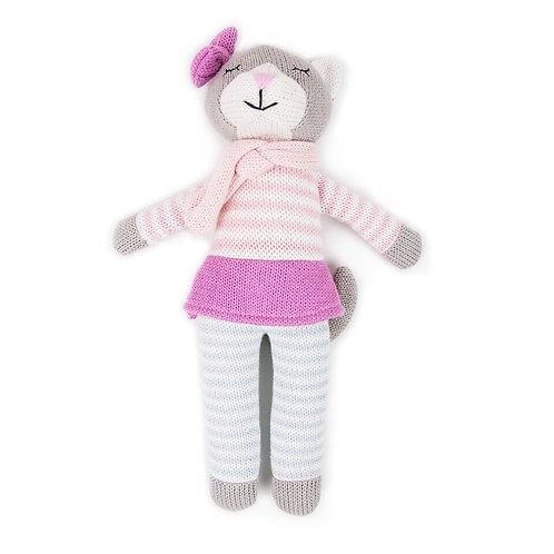 Knit Toy Kitty