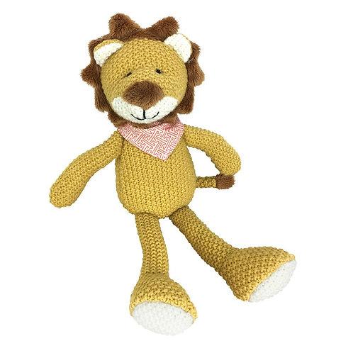 Pearl Knit Lion