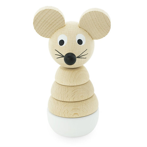 Stacking Puzzle - Milo Mouse