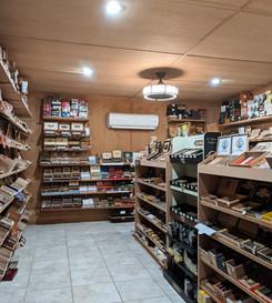 B&G Cigars Custom Humidor