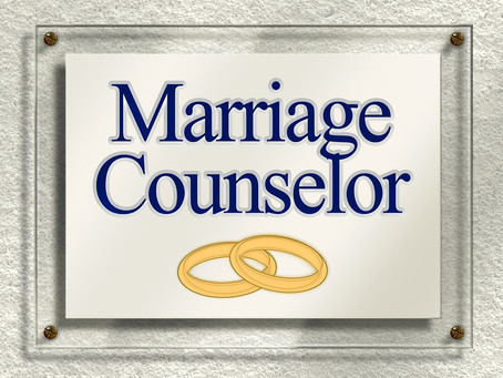 """When it is not """"A Marriage Problem""""?"""