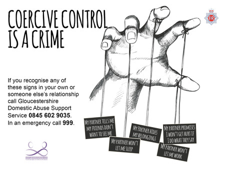 Coercive Control and our response to it