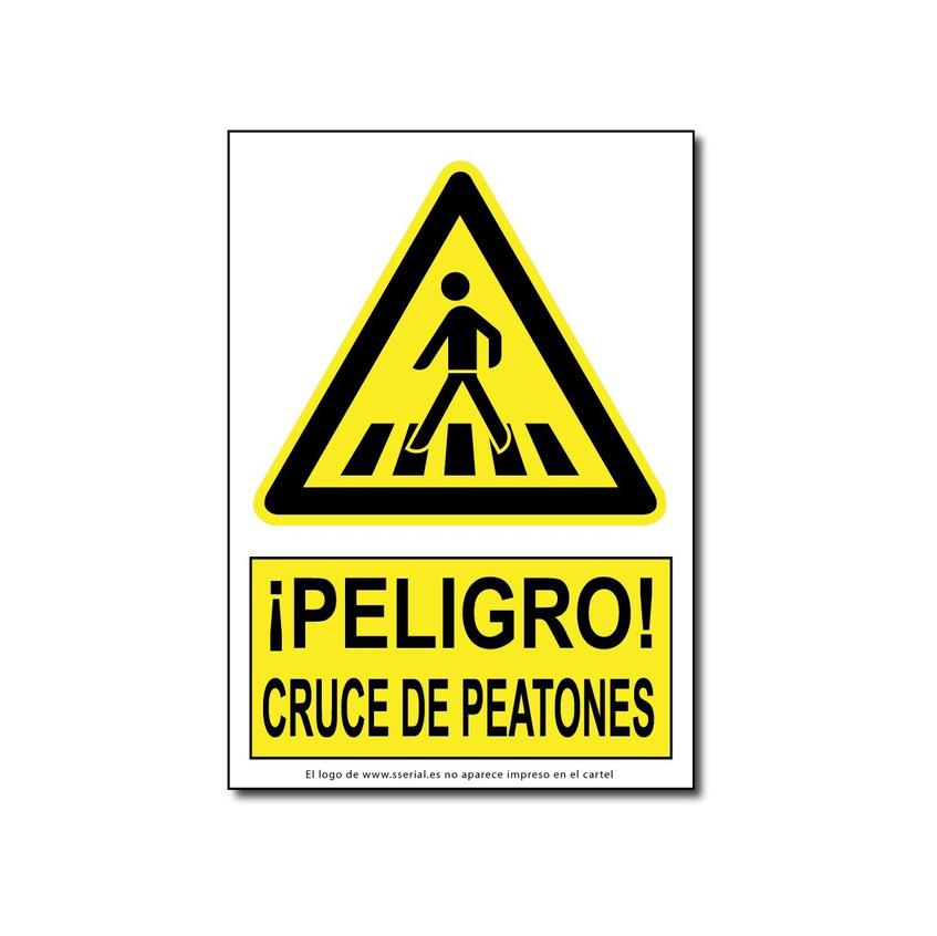 cartel-en-vinilo-adhesivo-o-pvc-peligro-cruce-de-peatones