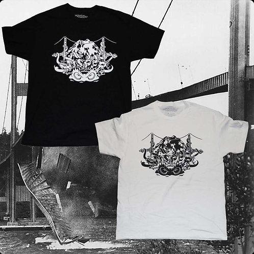 Wisper Skateboards T Shirt