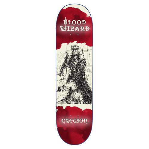 Blood Wizard Gregson Knight Deck