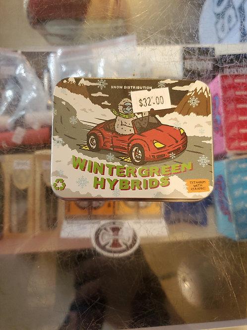 SNOW DISTRIBUTION WINTERGREEN HYBRIDS (CERAMICS)