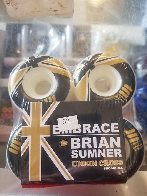 Embrace 53 Brian sumner