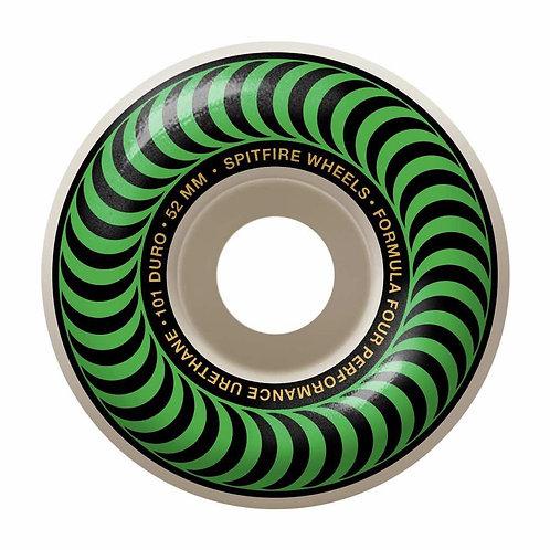 Green Spitfire formula fours 52mm