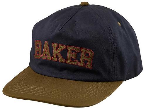 Baker Oscar Snapback Hat
