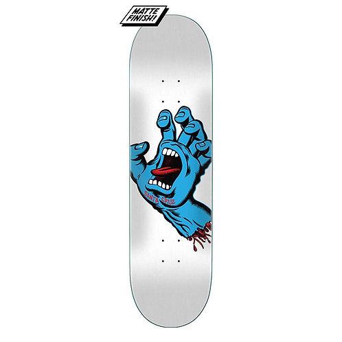 Santacruz Screaming Hand Deck 8.25