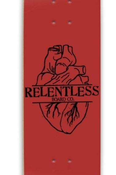 RELENTLESS HEART DECK