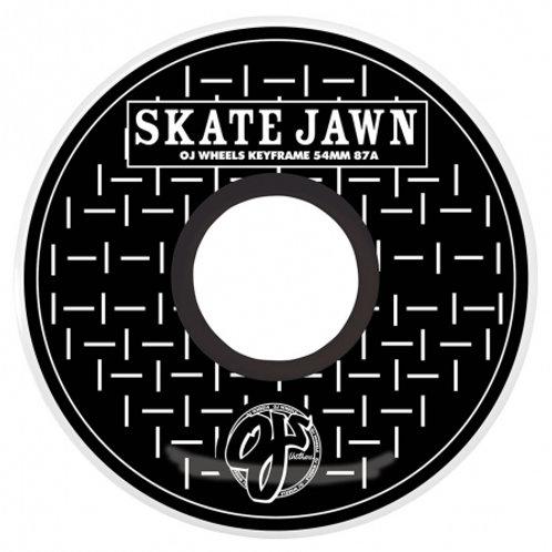 OJ Skatejawn Keyframe 87a 54mm Wheels