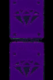 "DIAMOND RISE & SHINE RISERS PURPLE 1/8"""