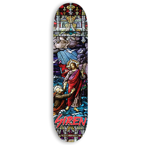 Siren Stained Glass Deck 8.0