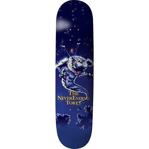 Thank You Torey Pudwill Never Ending Story Deck 8.0