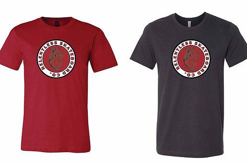 Relentless Skateboard Co. Stamp Shirt