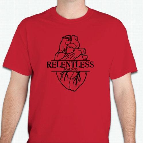 Relentless Heart - T-Shirt