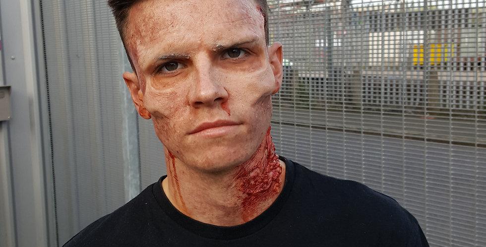 fresh dead zombie brow