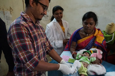 Within 2 years 700 children have been treated at SVNIRTAR Rehabilitation Center in Olatpur