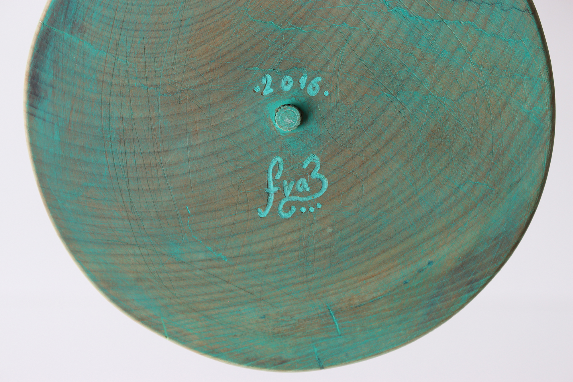 Shaking Drum Plate - detail