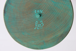 Shaking Drum Plate - detalle