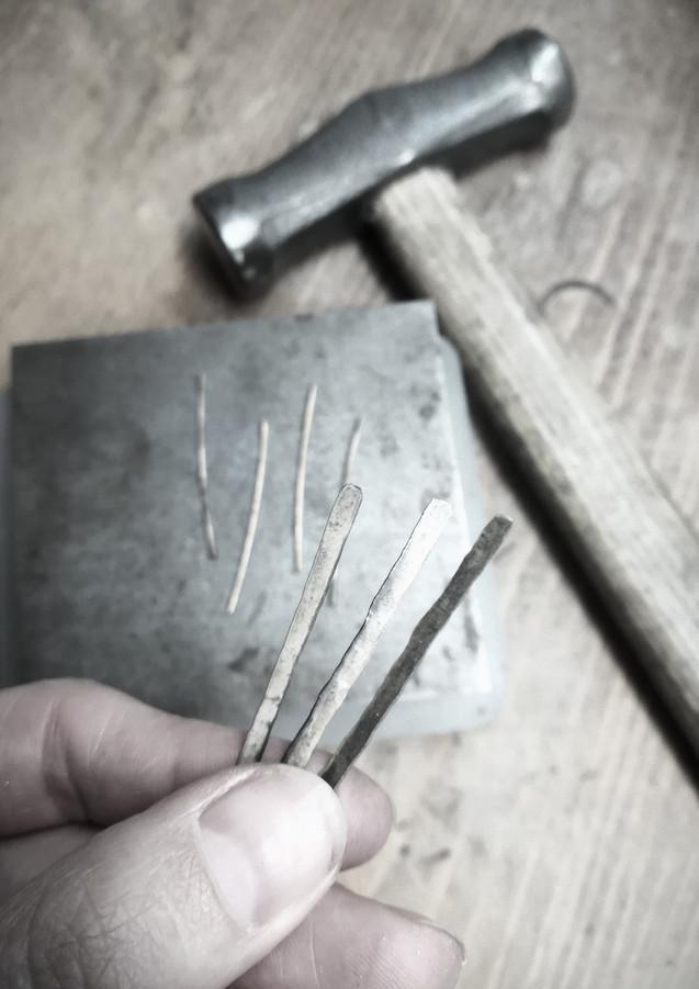 Hammering Process