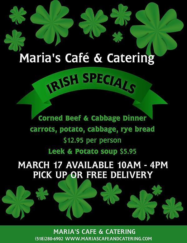 St Patricks Day Restaurant Flyer.png