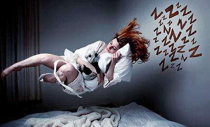 Энциклопедия болезней сна