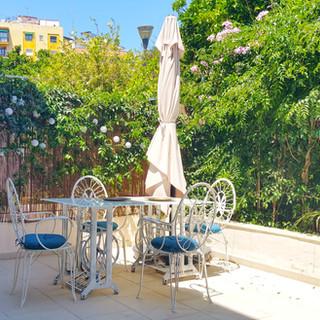 Apartamento Deluxe Terraza