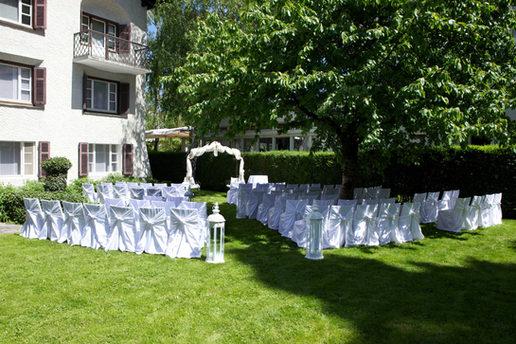 Hochzeitsgarten