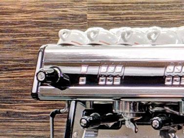 Kolben Kaffeemaschine