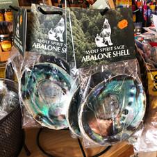 Abalone Incense Burner